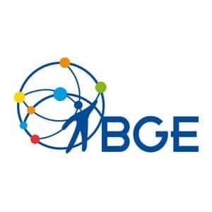 Logo de la bge