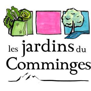Logo des jardins du comminges