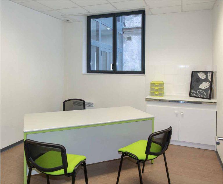 bureau espace travail