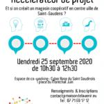 Affiche accélérateur de projet - atelier MDA