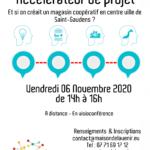Atelier accélérateur de projet 06 novembre