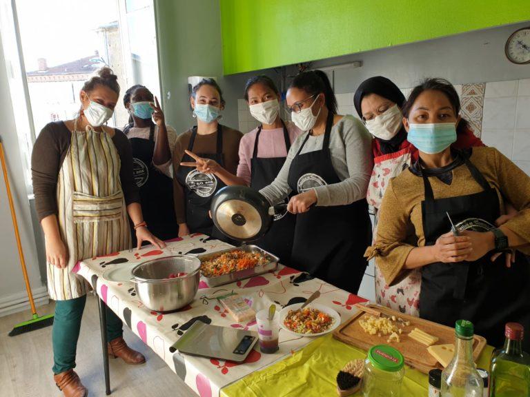Atelier cuisine MDA