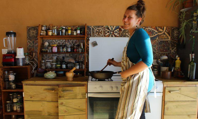 Celine animatrice atelier cuisine